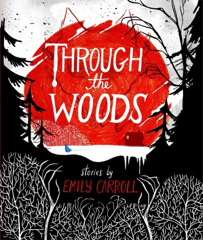 https://bookspoils.wordpress.com/2016/04/16/review-through-the-woods-by-emily-carroll/