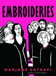 https://bookspoils.wordpress.com/2016/09/19/review-embroideries-by-marjane-satrapi/