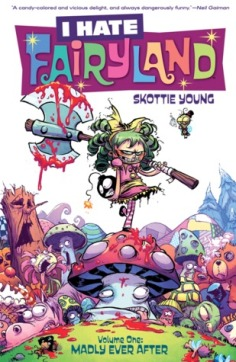 https://bookspoils.wordpress.com/2016/07/10/review-i-hate-fairyland-vol-1-by-skottie-young/