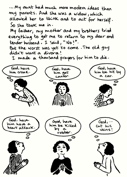 Review Embroideries By Marjane Satrapi Bookspoils