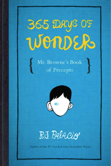 https://bookspoils.wordpress.com/2016/10/26/review-365-days-of-wonder-by-r-j-palacio/