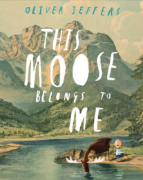 This Moose Belongs to Me-- bookspoils