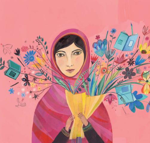 Review: Malala by Raphaële Frier – Bookspoils