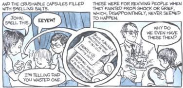 Review: Fun Home by Alison Bechdel | Bookspoils
