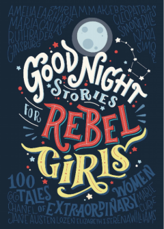Good Night Stories for Rebel Girls-- bookspoils