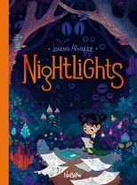 https://bookspoils.wordpress.com/2017/02/25/review-nightlights-by-lorena-alvarez-gomez/