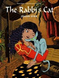 https://bookspoils.wordpress.com/2017/03/07/review-the-rabbis-cat-by-joann-sfar/