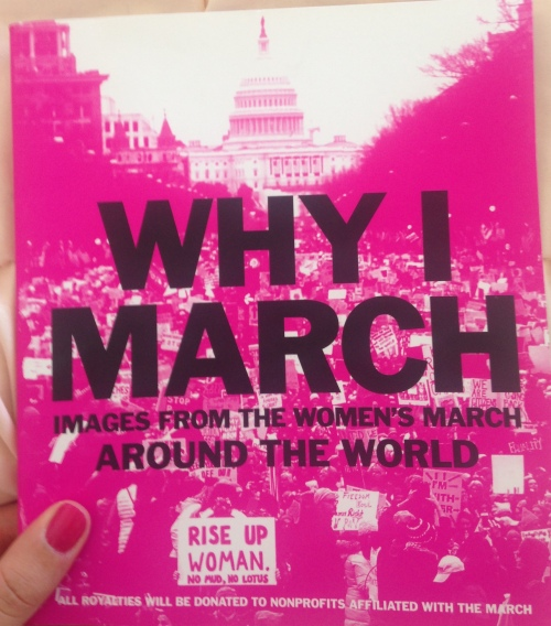 Why I March 1-- bookspoils