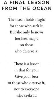 Your Soul is a River 7-- bookspoils