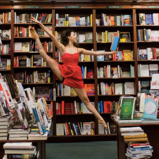 Dancers Among Us 11-- bookspoils
