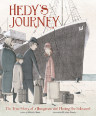 Hedy's Journey-- bookspoils