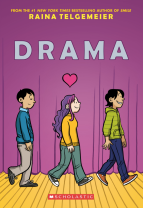 https://bookspoils.wordpress.com/2017/05/29/review-drama-by-raina-telgemeier/