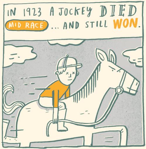 Random Illustrated Facts 2-- bookspoils
