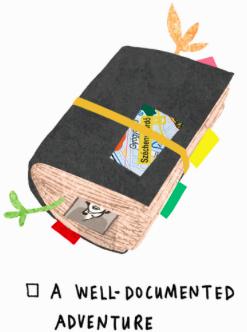 The Tiny Book of Tiny Pleasures 14-- bookspoils