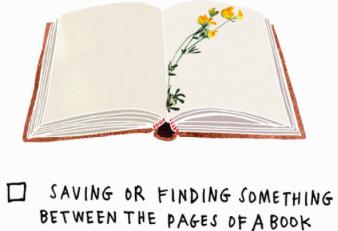 The Tiny Book of Tiny Pleasures 6-- bookspoils