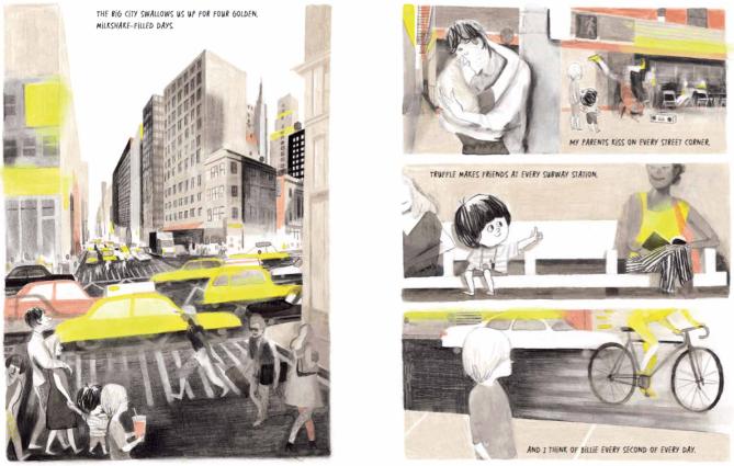 Louis Undercover 7-- bookspoils
