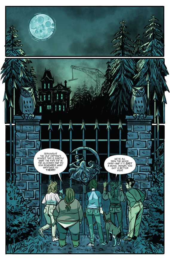 Misfit City #2 3-- bookspoils