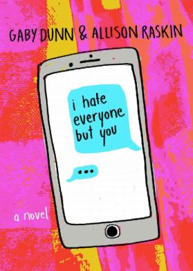https://bookspoils.wordpress.com/2017/09/10/review-i-hate-everyone-but-you-by-gaby-dunn-allison-raskin/