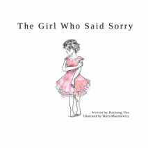 The Girl Who Said Sorry-- bookspoils