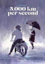 https://bookspoils.wordpress.com/2017/10/09/review-5000-km-per-second-by-manuele-fior/