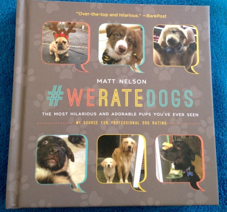 #WeRateDogs--bookspoils
