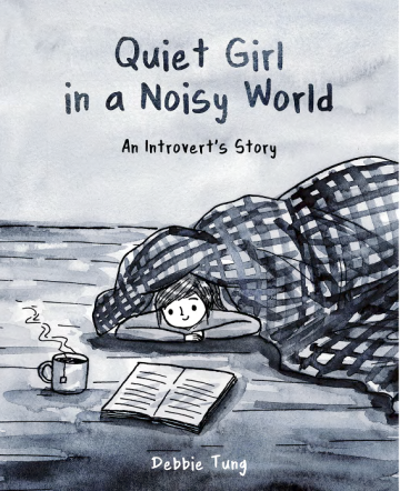 https://bookspoils.wordpress.com/2017/11/28/review-quiet-girl-in-a-noisy-world-by-debbie-tung/