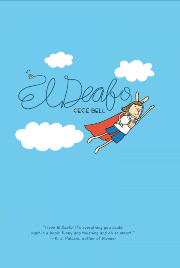 https://bookspoils.wordpress.com/2017/12/16/review-el-deafo-by-cece-bell/