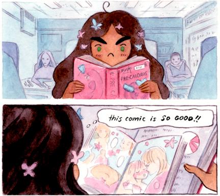 The Secret Loves of Geeks 6-- bookspoils