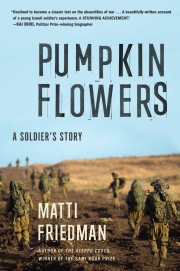 https://bookspoils.wordpress.com/2018/01/03/review-pumpkinflowers-by-matti-friedman/