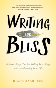 https://bookspoils.wordpress.com/2018/01/24/review-writing-for-bliss-by-diana-raab/