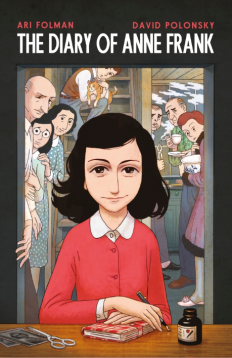 https://bookspoils.wordpress.com/2018/02/21/review-anne-franks-diary-the-graphic-diary-edited-by-ari-folman-illustrated-by-david-polonsky/