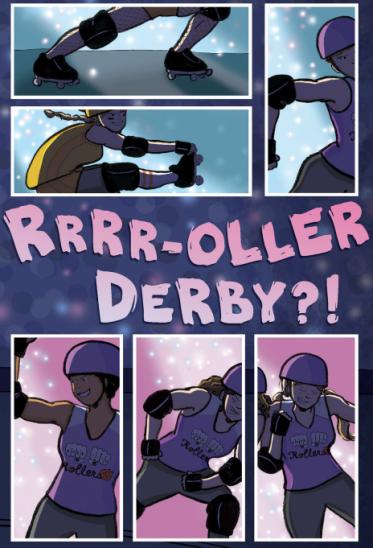 Roller Girl 1-- bookspoils