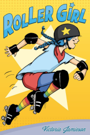 https://bookspoils.wordpress.com/2018/03/21/review-roller-girl-by-victoria-jamieson/