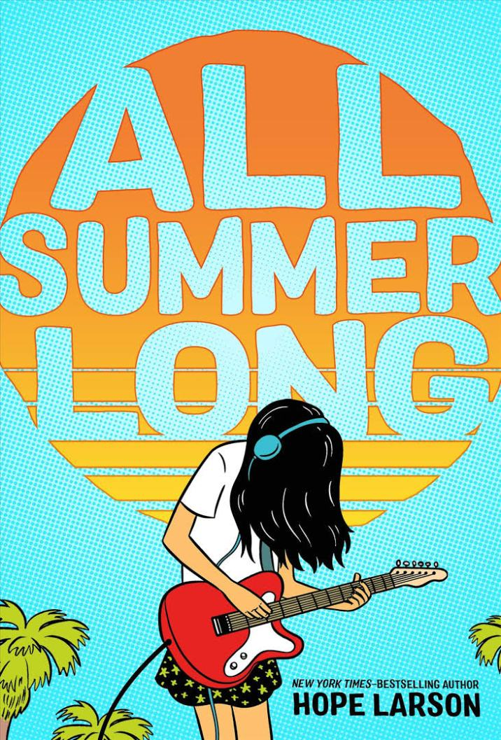 https://bookspoils.wordpress.com/2018/04/07/all-summer-long-by-hope-larson/
