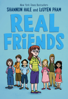 https://bookspoils.wordpress.com/2018/06/15/review-real-friends-by-shannon-hale-and-leuyen-pham/