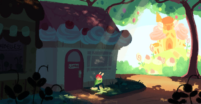 cucumber quest 3-- bookspoils