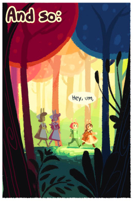 cucumber quest 6-- bookspoils