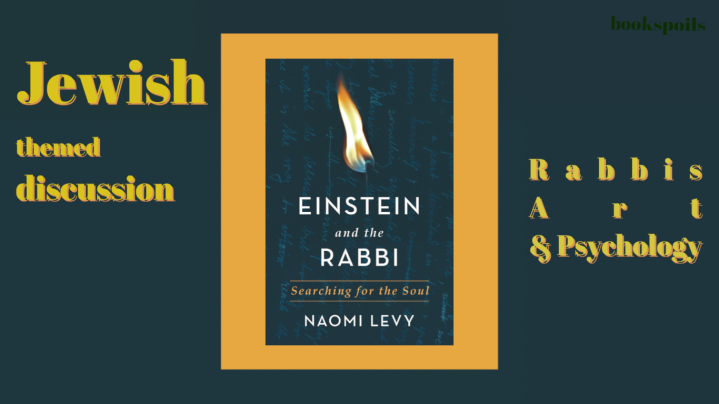 My Most Personal Review: Einstein and the Rabbi by Naomi Levy