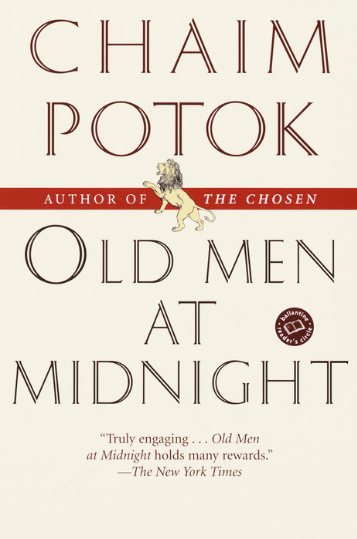 https://bookspoils.com/2018/09/02/review-old-men-at-midnight-by-chaim-potok/