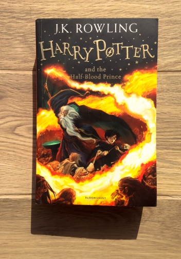 Harry Potter and The Half-Blood Prince- bookspoils